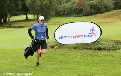 Baberton Golf Club is first to hold Speedgolf event in Scotland