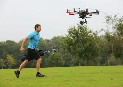 Brit Speedgolf Drone