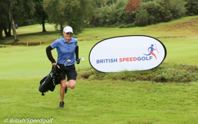 Baberton Golf Club is first to hold Speedgolf event in Scotland