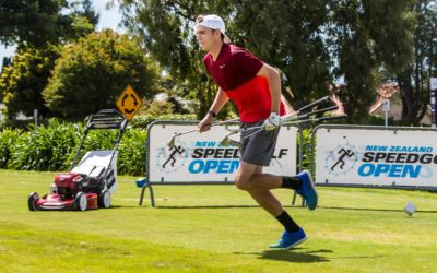 TORO New Zealand Speedgolf Open