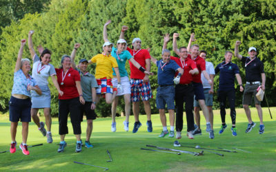 Speedgolf makes its debut at the home of England Golf