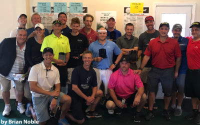 2017 New York Speedgolf Open Mack McLain Success