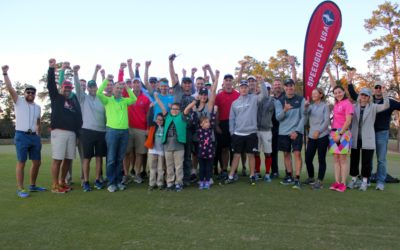 Huge British success at the USA Speedgolf Open