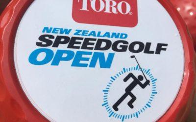 2018 Toro New Zealand Speedgolf Open
