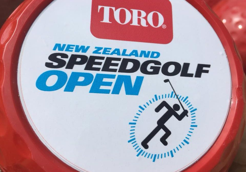 2018 Toro New Zealand Speedgolf Open