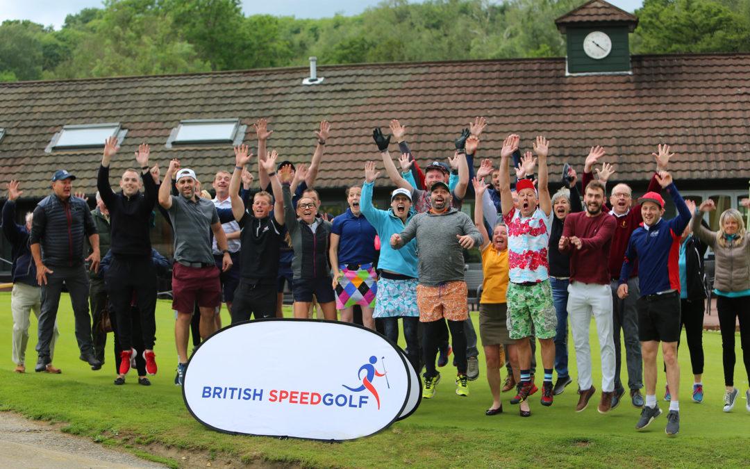 2019 British Speedgolf Pairs – UK's Fastest foursomes